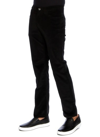 Lee&Wrangler Klasik Pantolon Siyah